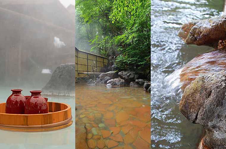 いわて八幡平温泉郷と松川温泉で外湯巡り