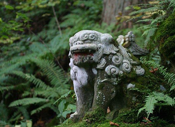 不動の滝・桜松神社